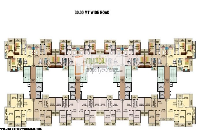 White Woods Floor Plan