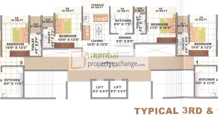 Apramit Floor Plan