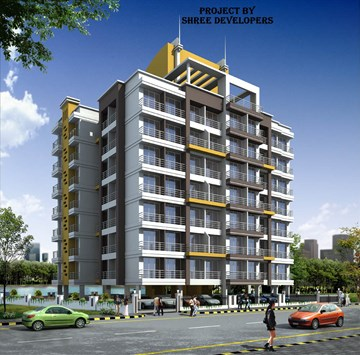 Shree Heights, Belapur