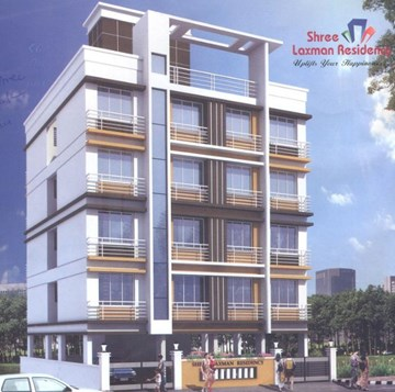 Shree Laxman Residency, Sanpada