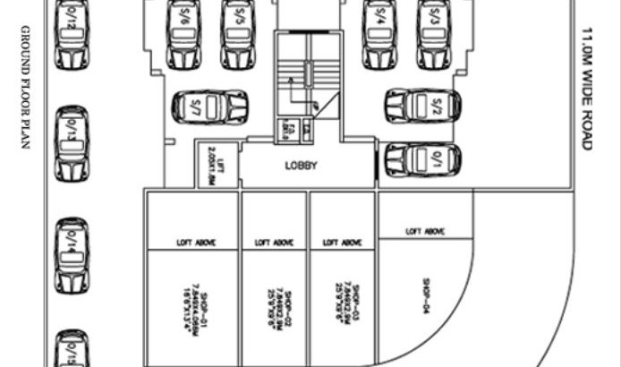 Tejas Palak Floor Plan