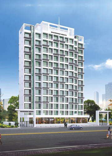 Bhaveshwar Heights, New Panvel