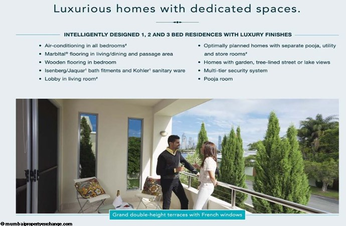 Lodha Lakeshore Greens Lodha Lakeshore Greens Internal Amenities
