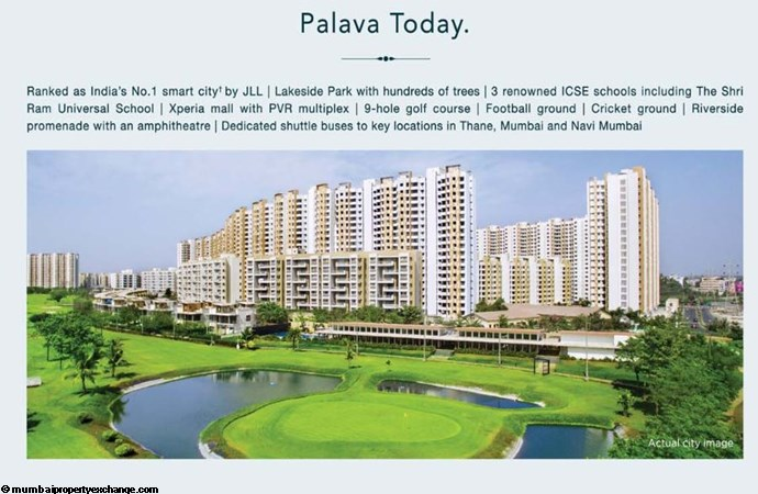Lodha Lakeshore Greens Palava Today
