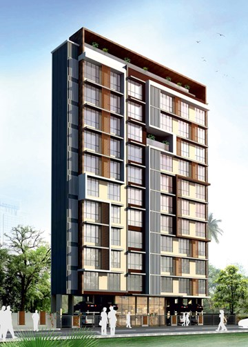 Blue Orbit III, Goregaon West