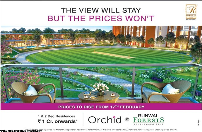 Runwal Forests Hot Deal