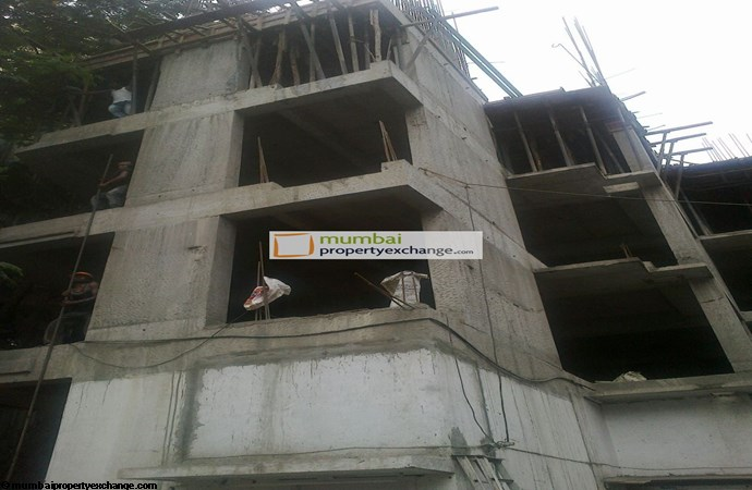 Crescent Residency Construction image