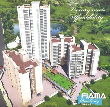 Fiama Residency, Thane West