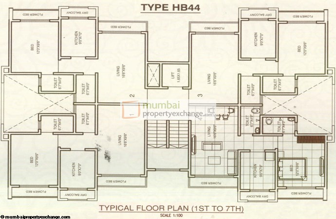 Shree Ram Van Floor plan