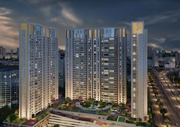 Sheth Avalon G Wing, Thane West