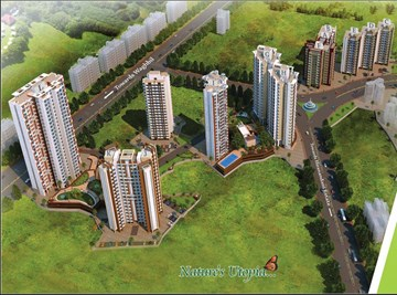 Bhoomi Acres G & J wing, Thane West