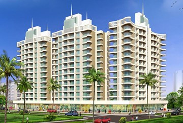Trinity Luxora, Thane West