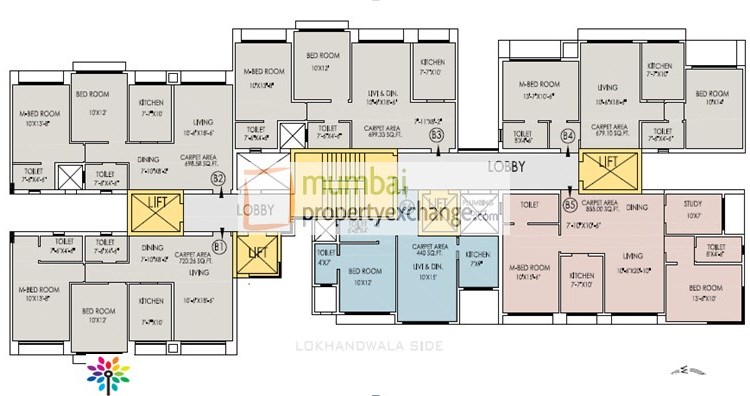 Imperial Heights Floor Plan