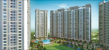 Nirmal Olympia, Mulund West