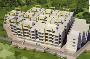 Mahadev Residency, Thane West