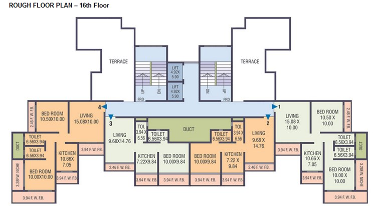 Valeria Floor Plan