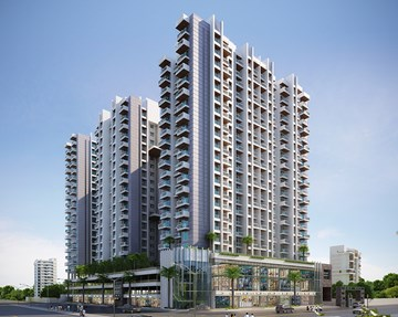 Darvesh Horizon, Dahisar East