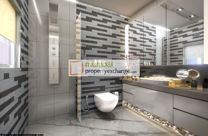 Ariisto Bellanza Master Bathroom