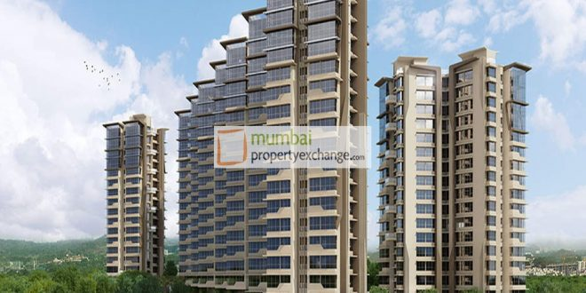Kanakia Rainforest, Andheri East by Kanakia Spaces Pvt Ltd