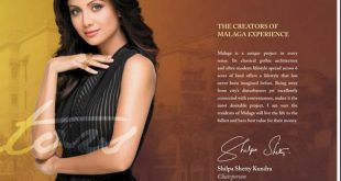 Shilpa Shetty to Launch Project Malaga, Panvel