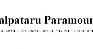 Kalpataru Launches Kalpataru Paramount @8901 PSF at Thane West