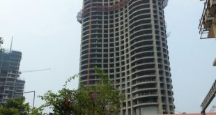 Lodha World Towers Lower Parel