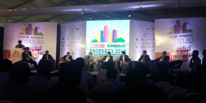 MCHI exhibition broker and builders interactive session