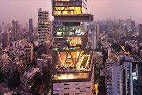 Antilia, Mumbai Property Exchnage