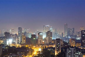 Worli Night View, Mumbai Property Exchange