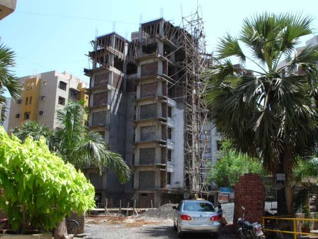 Shubham Building June 2005