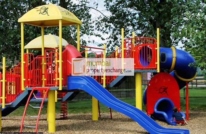 Olympeo Riverside Kids Play Area
