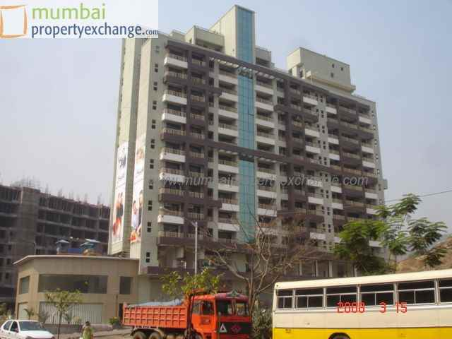Flat for sale in MAYFAIR SONATA GREENS , Vikhroli