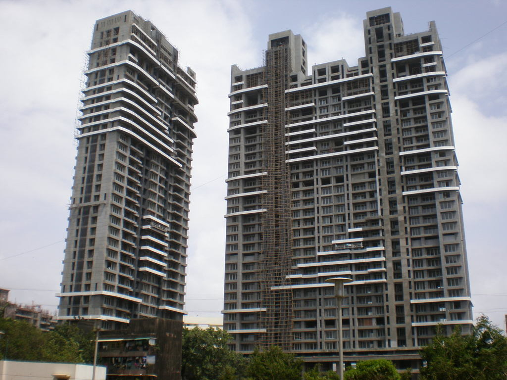Flat on rent in SumerTrinity Towers, Prabhadevi