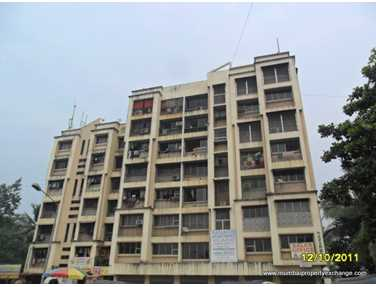 Flat on rent in Nazarene Apartments, Malad West