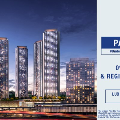 Oberoi Sky City, Borivali East by Oberoi Realty Ltd