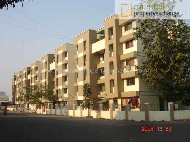Flat for sale in Brahmand, Thane West