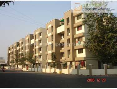 Flat on rent in Brahmand, Thane West