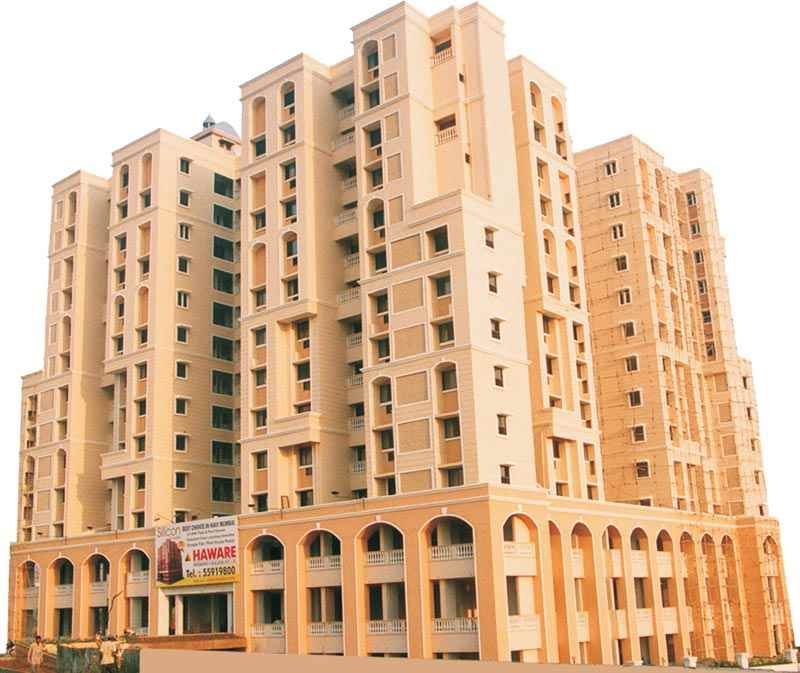 Flat on rent in Silicon Towers, Vashi
