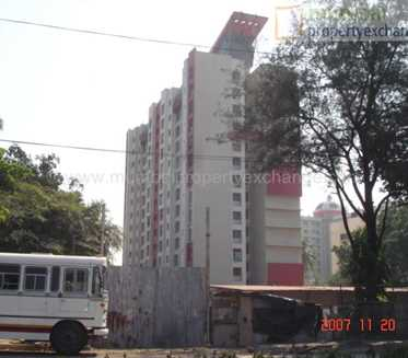 Flat on rent in Mahavir Majestik, Kanjur Marg