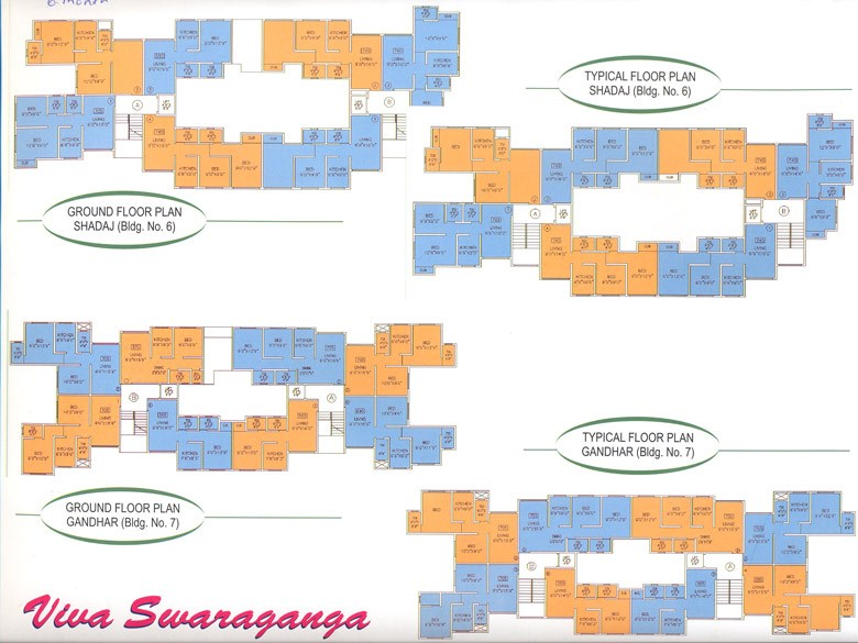 Swarganga floor plan