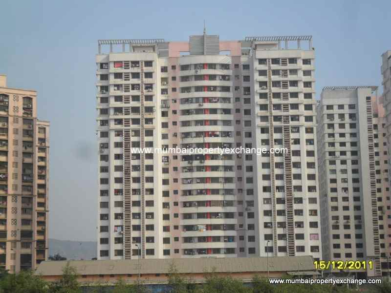 Flat on rent in Girnar heights, Wadala