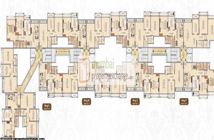 Veena Dynasty Phase II Floor Plan