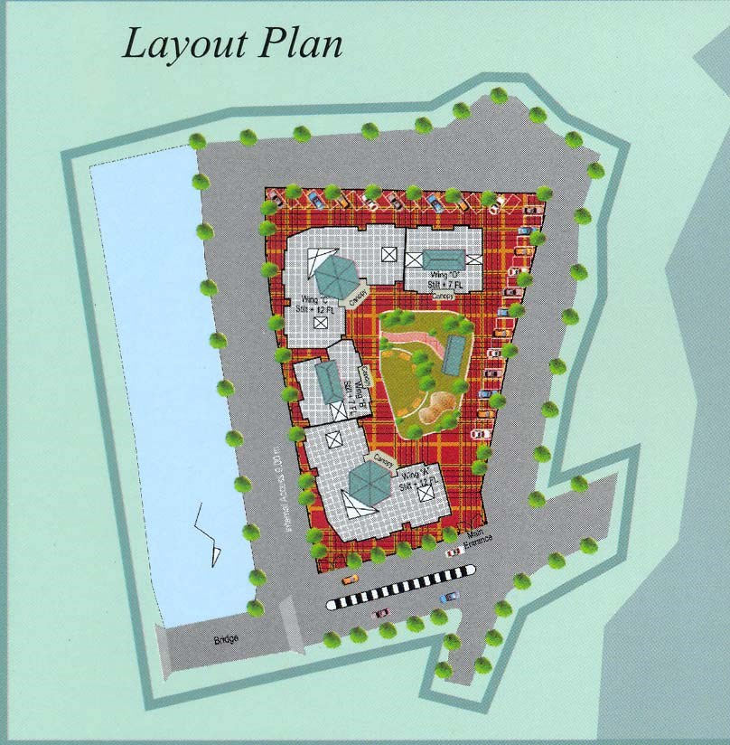 Nilgiri Layout Building