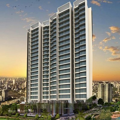 Rustomjee Paramount, Khar West by Rustomjee