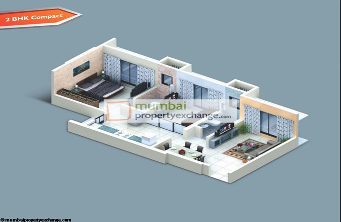 Sumit Hendre Residency Floor Plan