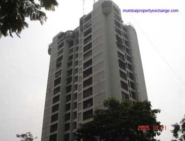 Flat on rent in Inder Tower, Dadar West