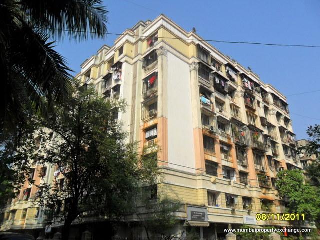 Flat on rent in Sai Jyote, Vile Parle West