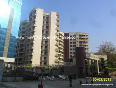 Flat on rent in DSK Madhuban, Andheri East