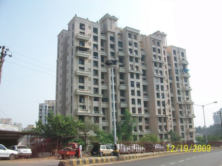 Raunak Paradise, Thane West