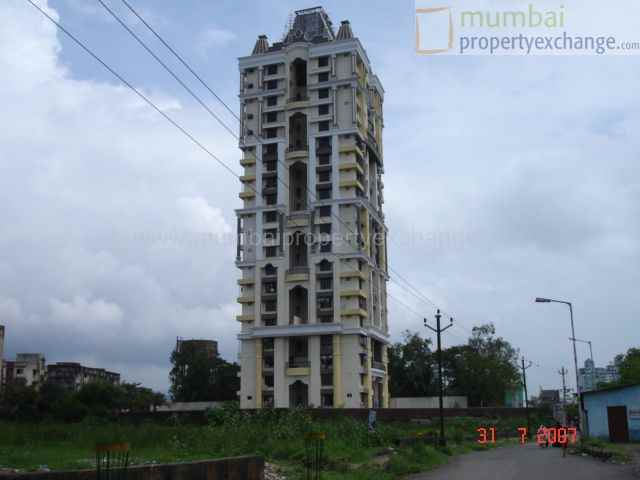 Flat for sale in Amrut Paradise, Thane West
